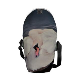 Swan · Lake Messenger Bag