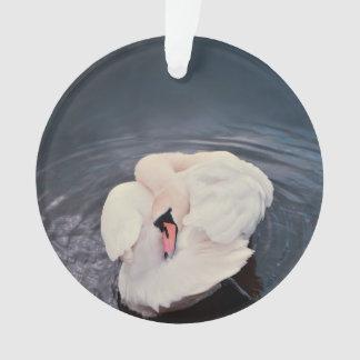 Swan · Lake Ornament