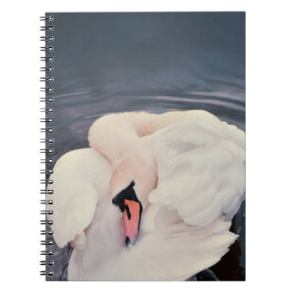 Swan · Lake Spiral Note Books