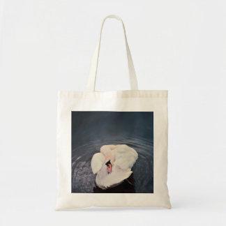 Swan · Lake Tote Bag