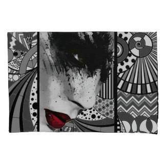 Swan lips Pillowcase