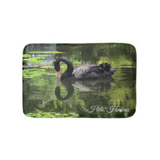 Swan Love Bath Mat