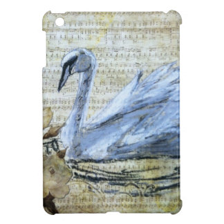 Swan Notes iPad Mini Case