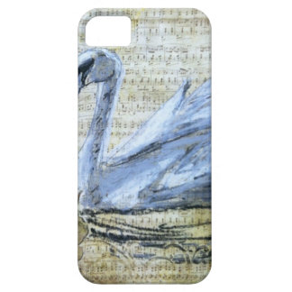 Swan Notes iPhone 5 Case