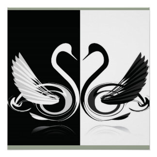 swan perfect poster