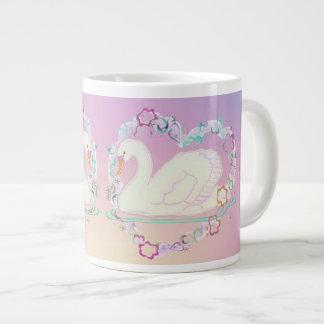 Swan Princess coffee mug