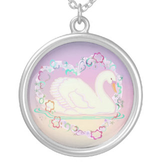 Swan Princess necklace