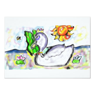 swan princess of her would card