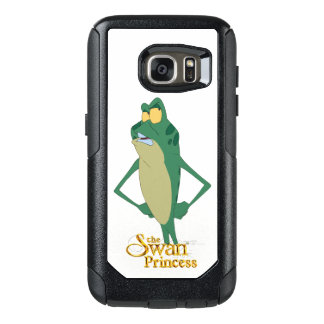 Swan Princess Samsung Phone Case