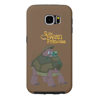 Swan Princess Speed and JeanBob Galaxy S6 Case