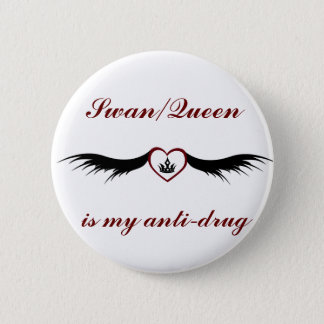 Swan/Queen Button