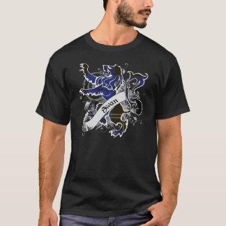 Swan Tartan Lion T-Shirt