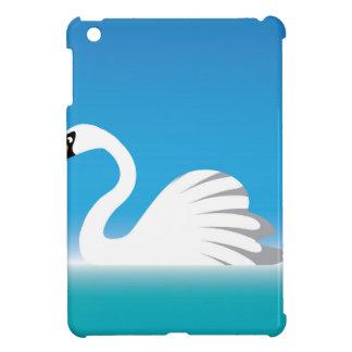 Swan White iPad Mini Case