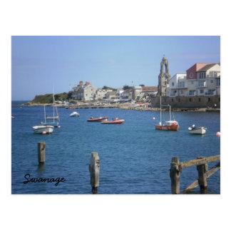 Swanage Postcard