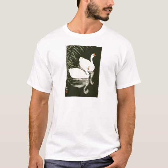 Swans and Reeds T-Shirt