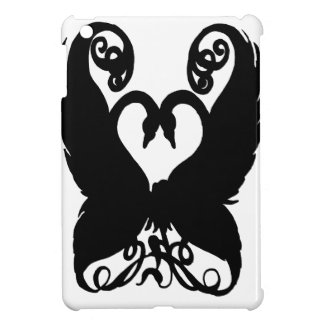 swans black cover for the iPad mini