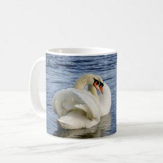 Swans Coffee Mug