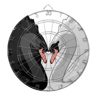 swans dartboard