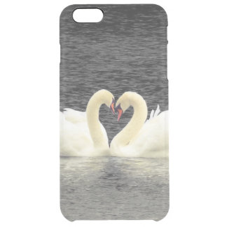 Swans iPhone 6/6S Plus Clear Case