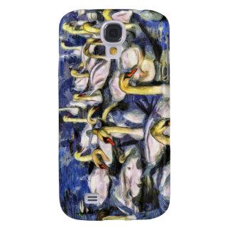 Swans Vincent Van Gogh