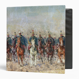 Swansong of the Hussars, 1931 3 Ring Binder