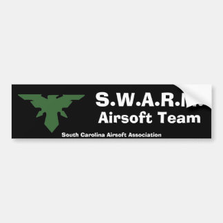 SWARM Bumper Sticker