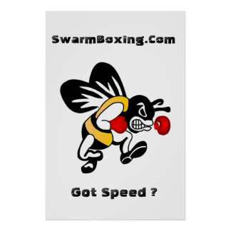 SwarmBoxing.Com Poster