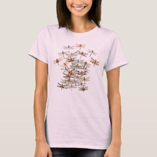 Swarming Dragonflies T-Shirt