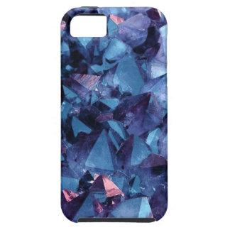 swarovski purple Crystal iPhone 5 Case
