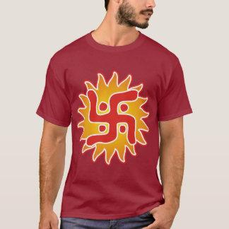 Swastika + Surya T-Shirt