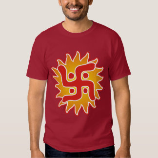 Swastika + Surya Tshirt