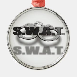 SWAT METAL ORNAMENT