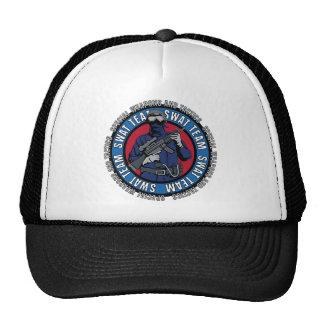Swat Team Trucker Hat