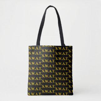 Swat Women's Printed Tote Bag