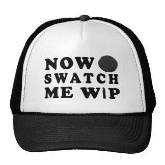 Swatch Me WIP • Yarn & Crafts Trucker Hat