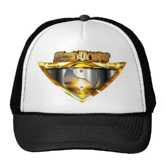 sway Hoo U wiT Trucker Hat