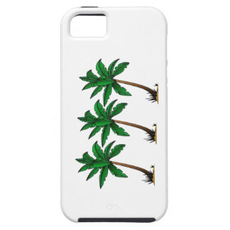 Swaying Palms iPhone 5 Covers