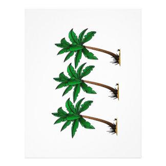 Swaying Palms Letterhead