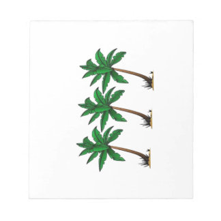 Swaying Palms Notepads