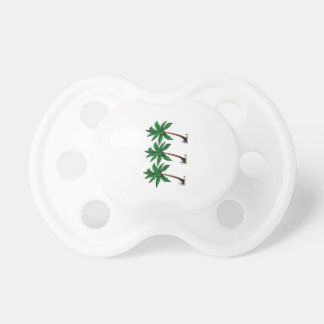Swaying Palms Pacifier