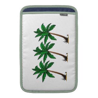 Swaying Palms Sleeves For MacBook Air