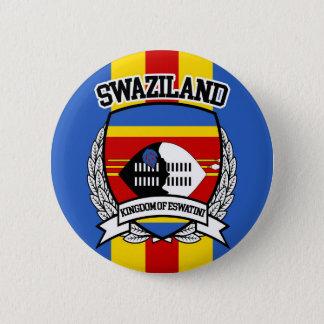 Swaziland 2 Inch Round Button