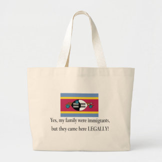 Swaziland Canvas Bags