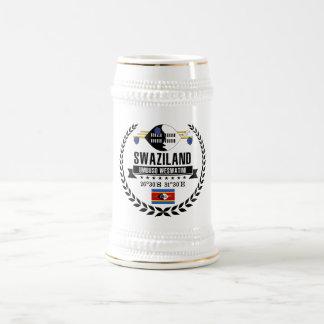 Swaziland Beer Stein