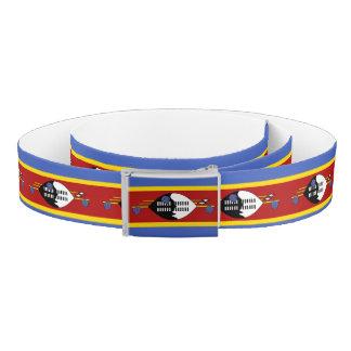 Swaziland Flag Belt