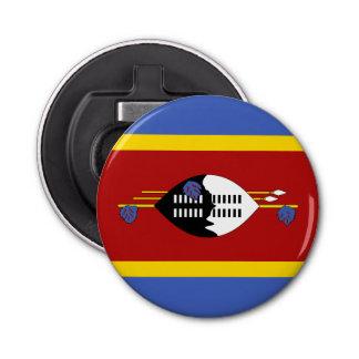 Swaziland Flag Bottle Opener