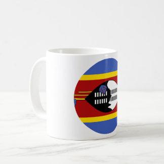 Swaziland Flag Coffee Mug