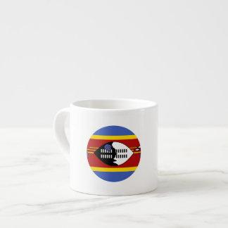 Swaziland Flag Espresso Cup