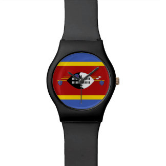 Swaziland Flag Watch