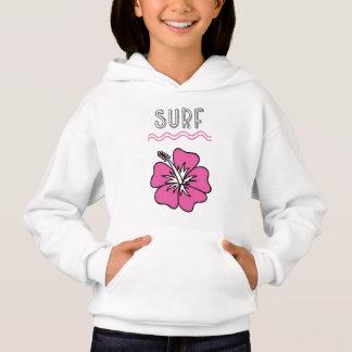 Sweat A Hood Girl Surfing